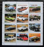 Poštovní známky Tatarstán, Rusko 2000 Klasické automobily Mi# N/N