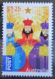 Poštovní známka Austrálie 2009 Vánoce Mi# 3315