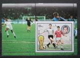 Poštovní známka Fudžajra 1973 MS ve fotbale Mi# Block 142 A Kat 6€