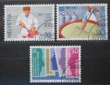 Poštovní známky Švýcarsko 1987 Výročí a události Mi# 1351-53