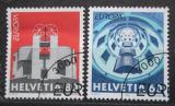 Poštovní známky Švýcarsko 1993 Evropa CEPT Mi# 1499-1500