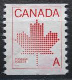 Poštovní známka Kanada 1981 Javorový list Mi# 818 C