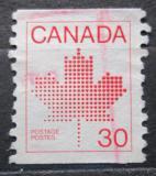 Poštovní známka Kanada 1982 Javorový list Mi# 821 D