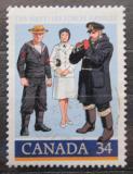 Poštovní známka Kanada 1985 Námořní pěchota Mi# 984