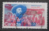 Poštovní známka Kanada 1985 Gabriel Dumont Mi# 948