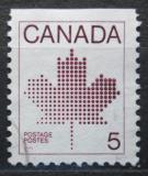Poštovní známka Kanada 1981 Javorový list Mi# 819 D