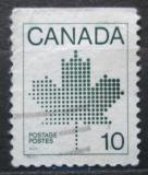 Poštovní známka Kanada 1981 Javorový list Mi# 820 D