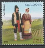 Poštovní známka Moldavsko 2017 Gagauzové Mi# 1010