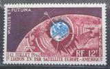 Poštovní známka Wallis a Futuna 1962 Komunikační satelit TELSTAR Mi# 201