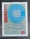 Poštovní známka Kanada 1987 Konference zemí Commonwealthu Mi# 1061