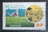 Poštovní známka Kanada 1988 Shromáždění klubu 4-H Mi# 1095