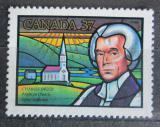 Poštovní známka Kanada 1988 Biskup Charles Inglis Mi# 1113