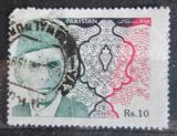 Poštovní známka Pákistán 1994 Mohammed Ali Jinnah Mi# 909