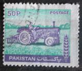 Poštovní známka Pákistán 1979 Traktor Mi# 470