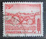 Poštovní známka Pákistán 1980 Traktor Mi# 473 II