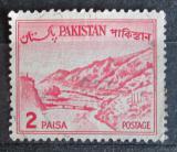 Poštovní známka Pákistán 1961 Průsmyk Khyber Mi# 137 II