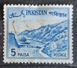 Poštovní známka Pákistán 1961 Průsmyk Khyber Mi# 139 II