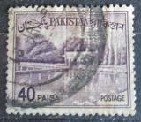 Poštovní známka Pákistán 1962 Zahrady Shalimar, Lahore Mi# 144