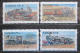 Poštovní známky Namíbie 1994 Lokomotivy Mi# 780-83