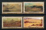 Poštovní známky JAR 1975 Umění, Thomas Baines Mi# 472-75