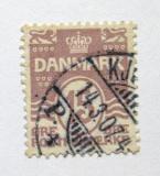 Poštovní známka Dánsko 1905 Nominál Mi# 46 A
