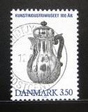 Poštovní známka Dánsko 1990 Muzeum dekorativního umění Mi# 971