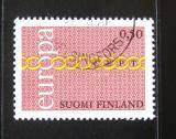 Poštovní známka Finsko 1971 Evropa CEPT Mi# 689