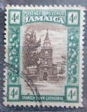Poštovní známka Jamajka 1921 Katedrála Mi# 82 Kat 8€