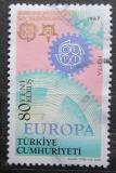 Poštovní známka Turecko 2005 Evropa CEPT Mi# 3489