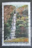 Poštovní známka Zimbabwe 1991 Vodopády Mi# 466