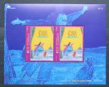 Poštovní známky Madeira, Portugalsko 2003 Evropa CEPT, plakát Mi# Block 26