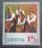 Poštovní známka Litva 1998 Evropa CEPT Mi# 664