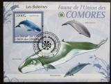Poštovní známka Komory 2009 Kytovci Mi# 2469 Kat 15€