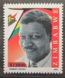 Poštovní známka Zimbabwe 2005 Herbert Wiltshire Hamandishe Chitepo Mi# 823
