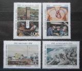 Poštovní známky JAR 1991 Národní úspěchy Mi# 818-21 Kat 8.50€