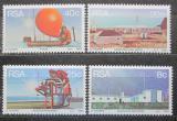Poštovní známky JAR 1983 Meteorologická stanice Mi# 626-29