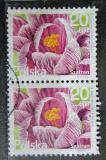 Poštovní známky Polsko 2016 Krokus pár Mi# 4847