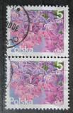 Poštovní známky Polsko 2015 Šeřík pár Mi# 4810