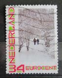 Poštovní známka Nizozemí 2008 Zimní procházka Mi# 2631