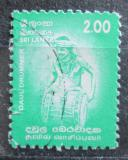 Poštovní známka Srí Lanka 2001 Bubeník Mi# 1310