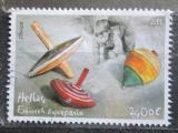 Poštovní známka Řecko 2012 Dětské hry, káča Mi# 2664