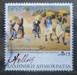 Poštovní známka Řecko 2013 Umění, Kenan Messare Mi# 2701