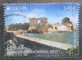 Poštovní známka Řecko 2017 Evropa CEPT, hrad Methoni Mi# 2954 Kat 7.80€