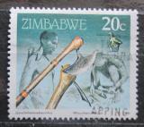 Poštovní známka Zimbabwe 1990 Sekera Mi# 425