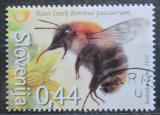 Poštovní známka Slovinsko 2012 Čmelák rolní Mi# 967