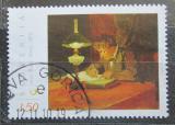 Poštovní známka Slovinsko 2010 Umění, Janez Šubic Mi# 868