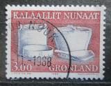 Poštovní známka Grónsko 1988 Staré předměty denní potřeby Mi# 186