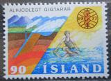Poštovní známka Island 1977 Boj proti revmatismu Mi# 526
