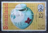 Poštovní známka Svazijsko 1978 Proutěná nádoba Mi# 297