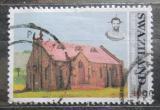 Poštovní známka Svazijsko 1996 Starý kostel Mi# 664